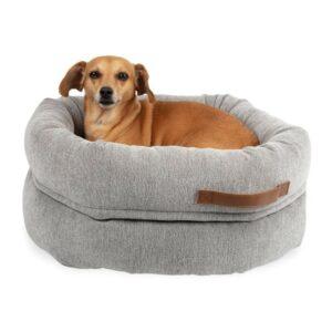 Bekväm hundbädd för din hund
