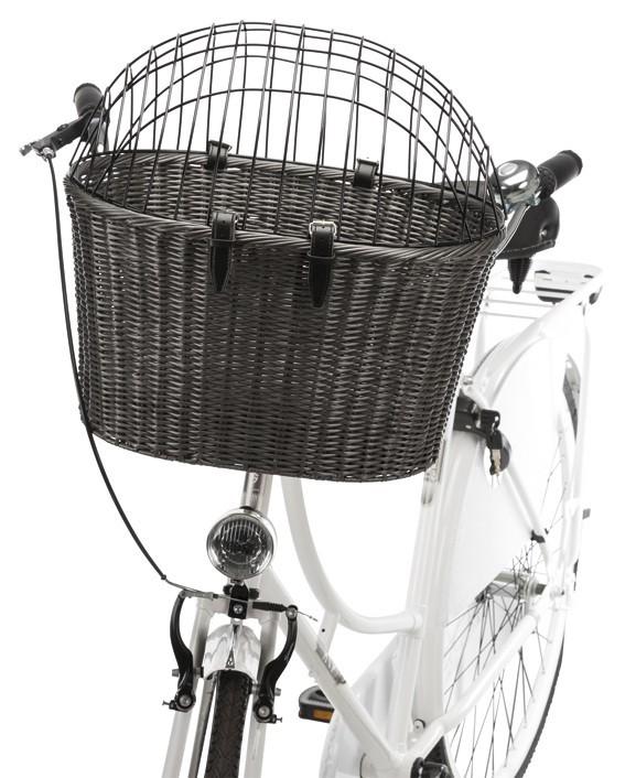 Trixie cykelkorg med galler