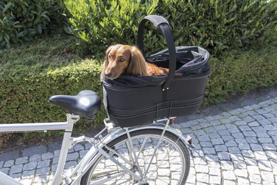 Hundkorg för pakethållare